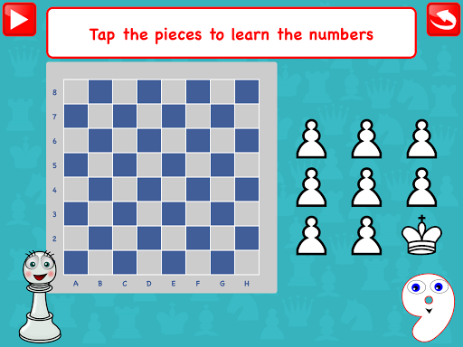 Chess Games Kindergarten LITE  screenshots 5