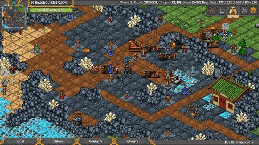 RPG MO - MMORPG 1.9.1 screenshots 21