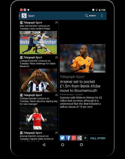RSS Savvy screenshot 10