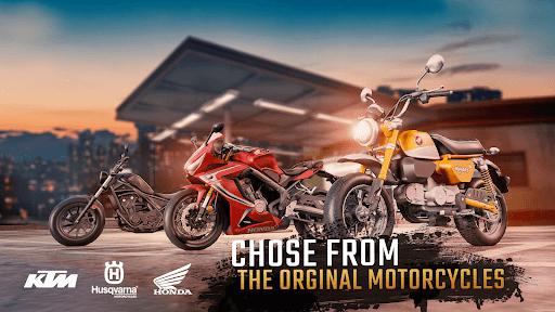 Moto Rider GO: Highway Traffic  screenshots 2