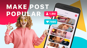 TikBest: get famous & go viral for fans & likes So