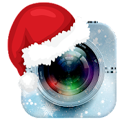 Christmas Photo Editor, Stickers & Collage Maker