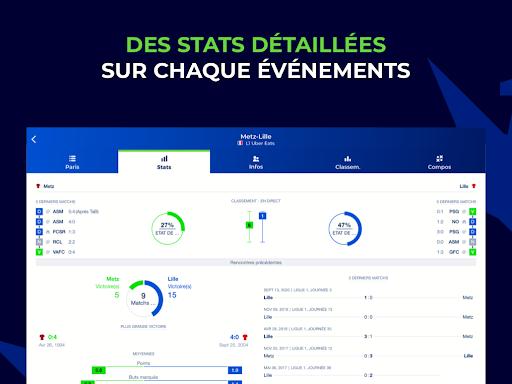 Parions Sport Point De Vente - Paris Sportifs  screenshots 13