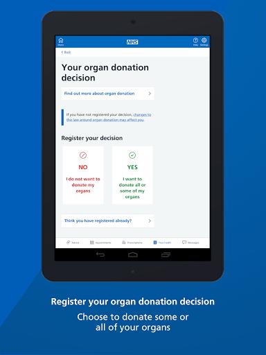 NHS App  Screenshots 12