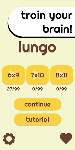 Lungo - Minimalist Logic Game 1.6 screenshots 5