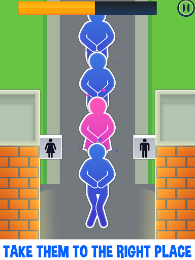 Toilet Time: Boredom killer Fun Mini Games to Play Apkfinish screenshots 18