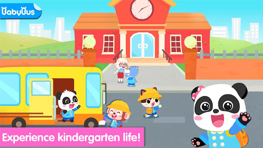 Baby Panda: My Kindergarten screenshots 1