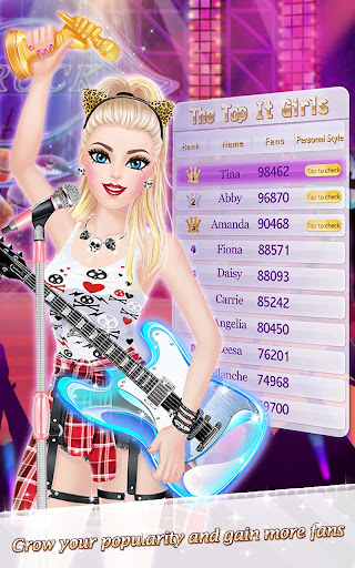 It Girl - Fashion Celebrity & Dress Up Game 1.1.1 screenshots 5