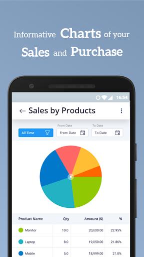 Simple Invoice Manager - Invoice Estimate Receipt apktram screenshots 15