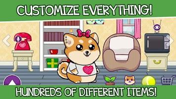 Virtual Dog Shibo – Virtual Pet and Minigames