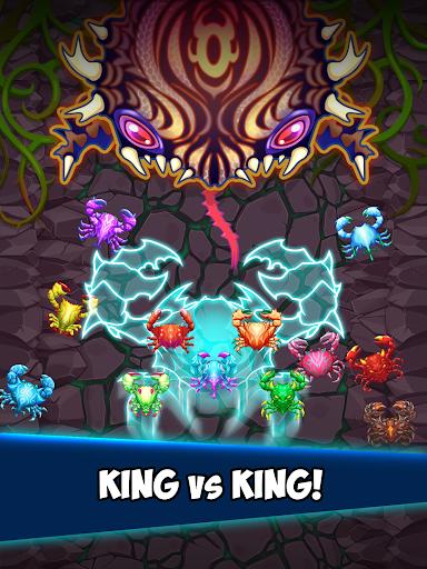 Crab War : Idle Swarm Evolution 3.29.0 screenshots 11