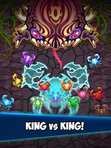 Crab War : Idle Swarm Evolution Full Apk İndir 3