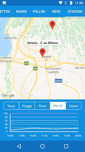 Meteo Arpa Veneto For PC Windows (7, 8, 10, 10X) & Mac Computer Image Number- 10