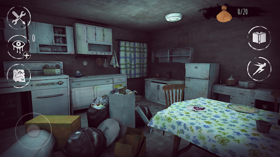 Eyes: Scary Thriller - Creepy Horror Game Screenshot