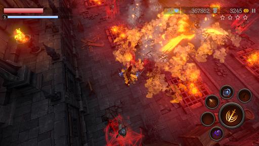 Action RPG Offline - Dungeon Mania 32 screenshots 6