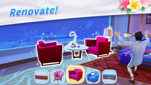 Design Island: 3D Home Makeover 3.17.0 screenshots 4
