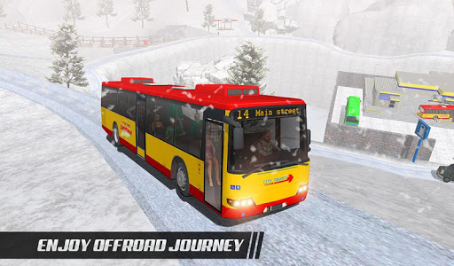 City Coach Bus Driving Simulator Games 2018 screenshots 23