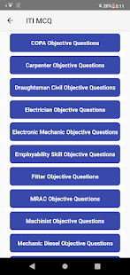 ITI Fitter Question App