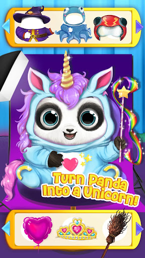 Panda Lu Fun Park - Amusement Rides & Pet Friends modavailable screenshots 5