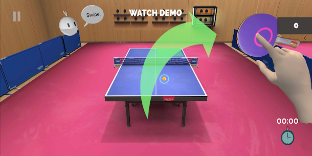 Table Tennis ReCrafted! 1.062 Apk 4