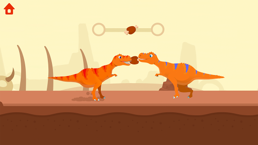 Dinosaur Island: T-Rex Games for kids in jurassic 1.0.6 screenshots 3