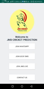 JMD Cricket Prediction 1.1 Mod APK (Unlimited) 1