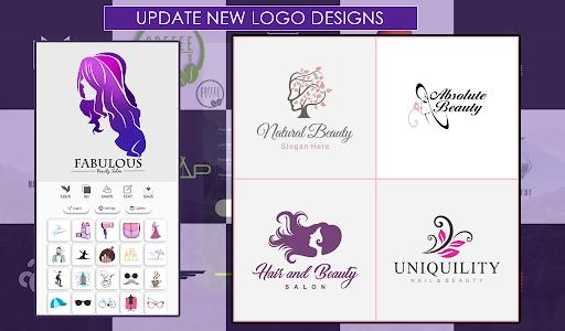 Logo Maker Free - Logo Maker 2020 & Logo Designer 4.6.0 Screenshots 4
