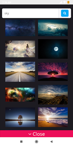 Poster Maker Flyer Maker 2020 free graphic Design 3.11 Screenshots 19