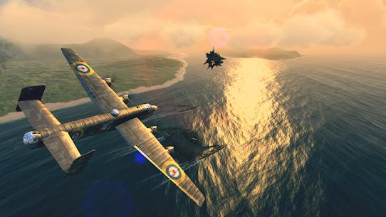 Warplanes: WW2 Dogfight MOD APK (Premium Unlocked) Download 3