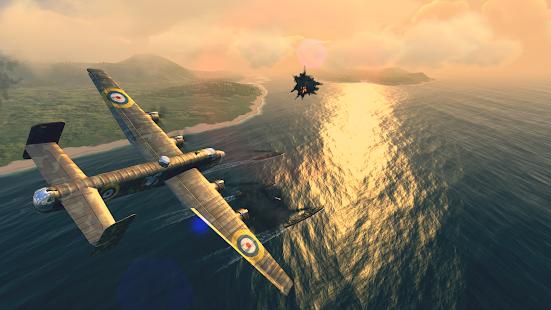 Warplanes: WW2 Dogfight 2.1.1 Screenshots 3