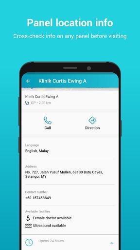 HealthMetrics Employee App 134.4.7 Screenshots 3