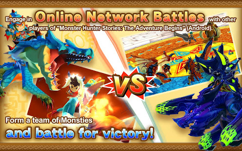 Mod Game Monster Hunter Stories for Android