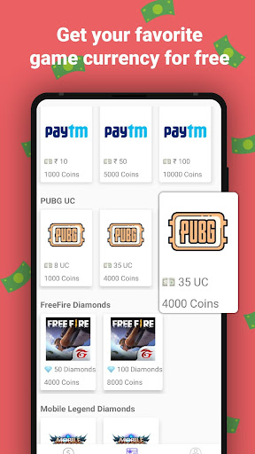 mGamer - Free Diamonds,Redeem Code & Earn Money 1.6.5 screenshots 4