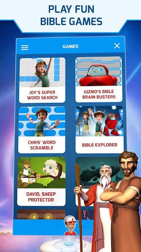 Superbook Kids Bible, Videos & Games (Free App) v1.8.7 Screenshots 1