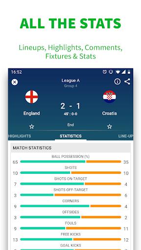 SKORES - Live Football Scores 3.7.6 Screenshots 4