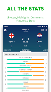 النتائج المباشرة لكرة القدم 2021 – SKORES 4