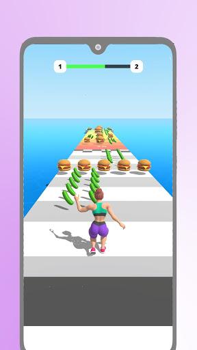 Fat 2 Fit-Body Race screenshots 4