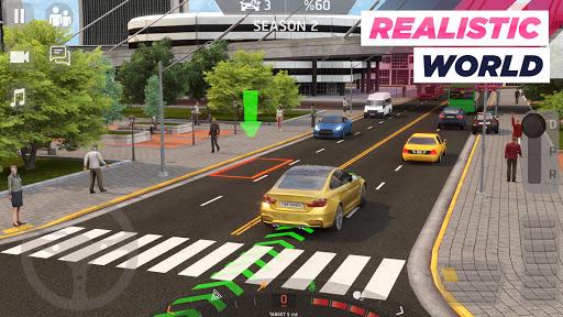 Real Car Parking: City Driving apkmr screenshots 8