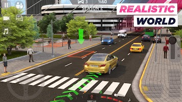 RCP: Online Multiplayer Car Driving & Parking Game
