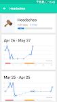 screenshot of Period Tracker - My Calendar