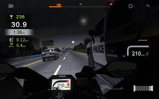 Real Moto Traffic Apkfinish screenshots 7