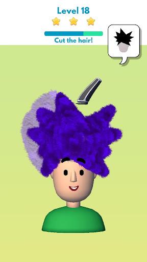 Barber Shop - Hair Cut game screenshots 1