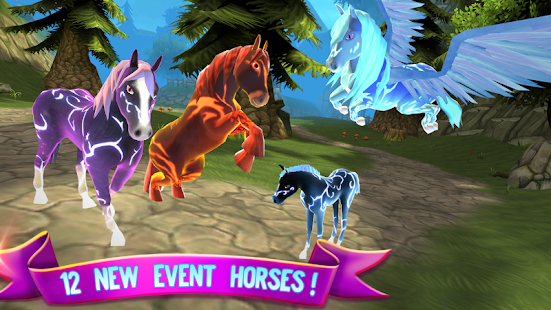 Horse Paradise - My Dream Ranch 2.02 Screenshots 17