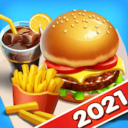 Cooking City: frenzy chef restaurant cooking games