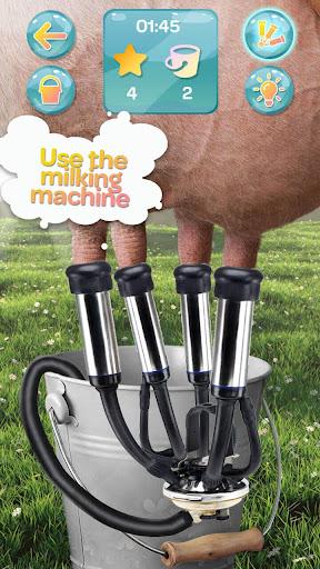 Milking Cow Simulator  screenshots 3