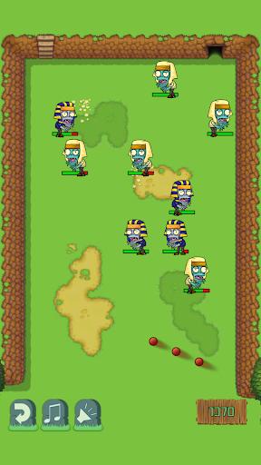 Ballz vs Zombies, zap a zombie  screenshots 3