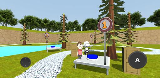 Hit the Button! 3D screenshots 9