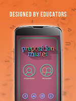 Learn English - Preposition Master