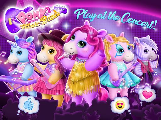 Pony Sisters Pop Music Band - Play, Sing & Design 6.0.24419 Screenshots 14