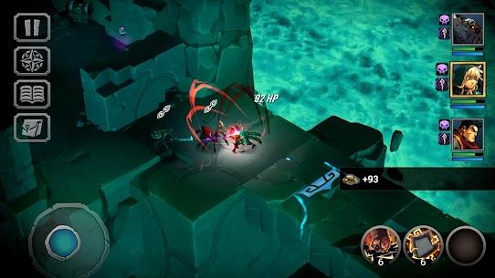 Battle Chasers: Nightwar 1.0.19 MOD APK [FREE PURCHASE / UNLOCKED] 4